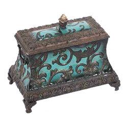 Sterling Industries - Marquet Box Decorative Accessory - Marquet Box Decorative Accessory by Sterling Industries