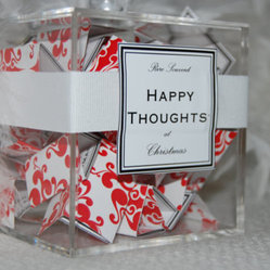 Happy Thoughts Advent Calendar by Rire Souvent