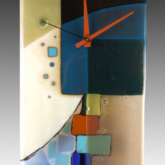 contemporary clocks by Nina Cambron Studio