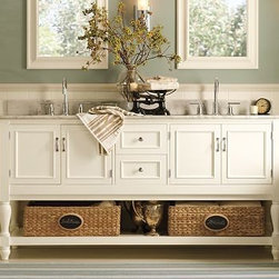 Shop British Colonial Style Bathroom Vanities On Houzz