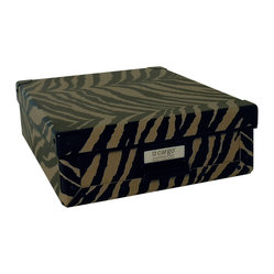 Cargo Safari Stationery Box