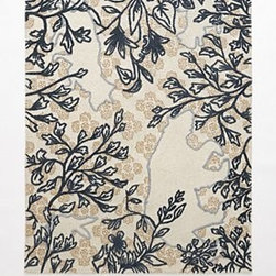 Anthropologie - Foulard Rug - Wool, cottonProfessionally cleanImported
