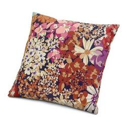 Missoni Home - Missoni Home | Lomé Pillow 16x16 - Design by Rosita Missoni.