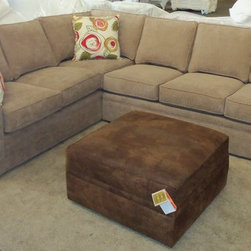 Rowe Brentwood Sectional -