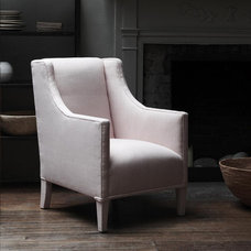 Contemporary Armchairs And Accent Chairs by canvas