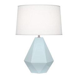 Robert Abbey - Delta Table Lamp | Robert Abbey - 2009 design.