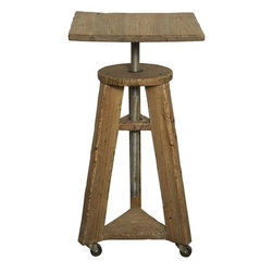 NOIR - NOIR Furniture - Rodin Working Stand - GTAB627OW - Features: