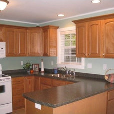 Kitchen Cabinetry by CS Hardware
