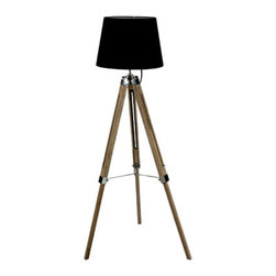 Luminous Lights - Interesting and unique floor lamps from Eclectic Home.