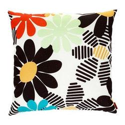 Missoni Home - Olvera Outdoor Pillow 16x16 | Missoni Home - Design by Rosita Missoni, 2013.