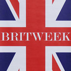Brit Week LA 2014 Street Banner Wall Art - From BritWeek Los Angeles 2014, an authentic, limited edition street banner to display in your home as spectacular wall art. Since 2007, BritWeek events have delighted Californians with rich forays into the wide berth of British talent in Los Angeles, Orange County, and San Francisco. The events have been as varied as they are plentiful. The banner used to promote BritWeek Los Angeles 2014 features the Union Jack flag of the U.K. on both sides. On the front, 'BRITWEEK' appears in white across the center of the flag. At the bottom is the BritWeek logo and its tag line. On the back, 'APRIL 21-MAY4/BRITWEEK.ORG' appears in white at the flag's midpoint.