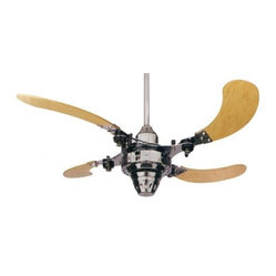 Air Shadow Ceiling Fan - Mechanical Edition