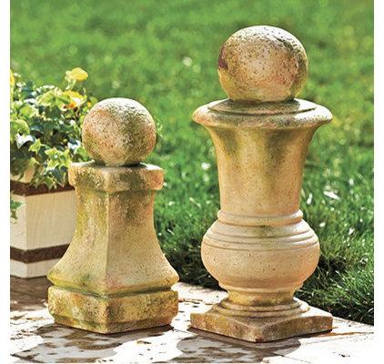 Traditional Garden Statues And Yard Art by Ballard Designs