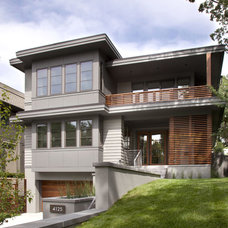 Contemporary  by Charlie & Co. Design, Ltd