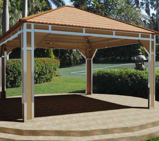 Products Wood Carports