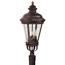 Traditional Post Lights by Lamps Plus