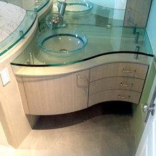 Contemporary  by Serrao Cabinets & Design