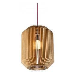 ParrotUncle - Country Chic Wood Lantern Pendant Lamp - Country Chic Wood Lantern Pendant Lamp