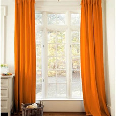 Modern Curtains by Carousel Designs