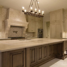 Mediterranean  by Allan Edwards Builder Inc