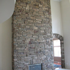 Traditional  by Brighton Stone & Fireplace, Inc.