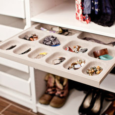 Modern Closet by Michelle Hinckley