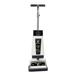 Thorne Electric - Thorne P2600a Hard Floor Carpet Cleaner - P-2600A Hard Floor & Carpet Cleaning Machine. This heavy duty Cleaning Machine from Koblenz scrubs and polishes hard floors including hardwood floors and also shampoos carpets.  It features rotating brushes and a T-Bar handle.  Replacement brushes sold separately: Shampoo Brush model #4501367, Scrubbing Brush model #4501342, Polishing Brush model #4501359.  Cleaning concentrates available number model #KITA.