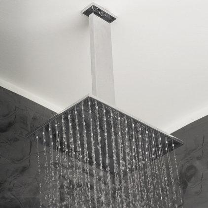 Modern Showerheads And Body Sprays by LACAVA