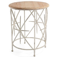 eclectic side tables and accent tables by Pierre Deux -- CLOSED