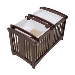 Cariboo Crib-Top Bassinet - Cariboo Crib-Top Bassinet