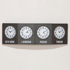 Modern Clocks by Cost Plus World Market