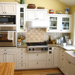 Custom Kitchen Cabinetry - Custom Kitchen Cabinetry by: Blue Spruce Joinery