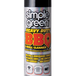 Simple Green Heavy Duty BBQ & Grill Cleaner - Clean your grill safely!