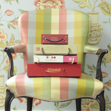 Traditional Upholstery Fabric by Aubusson Home