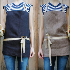 Contemporary Aprons by Etsy