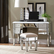 Contemporary Side Tables And End Tables by Glam Furniture LLC