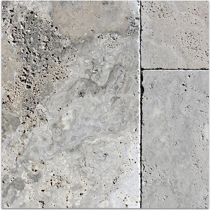 Contemporary Wall And Floor Tile by Ollin Stone