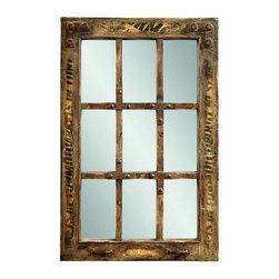 Bassett Mirror - Manchester Window Mirror - M3354 - Bassett Mirror - Manchester Window Mirror - M3354