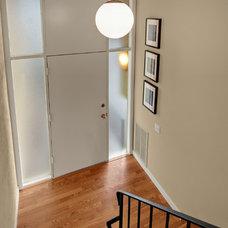 Modern Entry by Lisa Lucas Design