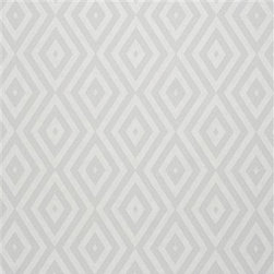 Walls Republic - Diamonds Grey Wallpaper R2533 - Diamonds is a nested diamond pattern that has a simple sense of rhythm in neutral colour schemes. It is a great way to add non-overwhelming geometry to your dining room or living room.