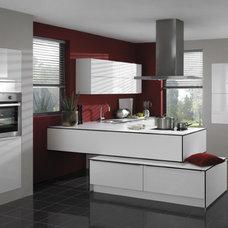 Modern Kitchen Cabinets by Your German Kitchen
