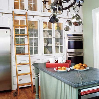 eclectic kitchen Kitchen
