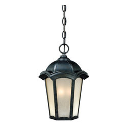 Vaxcel Lighting - Vaxcel Lighting CE-ODU090GT Chloe Traditional Outdoor Hanging Light - Vaxcel Lighting CE-ODU090GT Chloe Traditional Outdoor Hanging Light