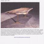 """Works in Wood"" Profile - Works in Wood Profile"