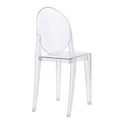 Victoria Ghost Side Chair - I buy these all the time. They have great value and style.