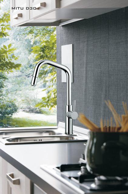 Modern Kitchen Faucets by maestrobath
