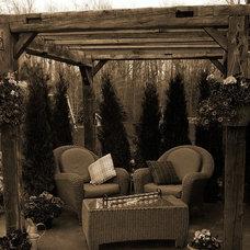 Traditional  by www.barnbeammantels.com
