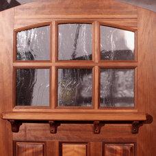 Traditional Front Doors by MendocinoDoors.com