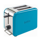 DeLonghi Kmix 2-Slice Toaster, Blue - This toaster would truly make your kitchen pop!