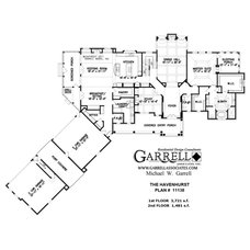 Havenhurst 11138 | House Plans by Garrell Associates, Inc
